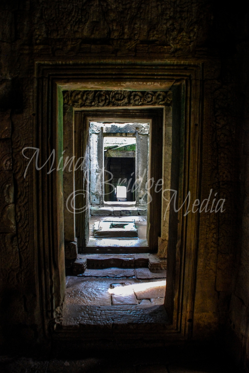 doors, cambodia, siem reap, angkor