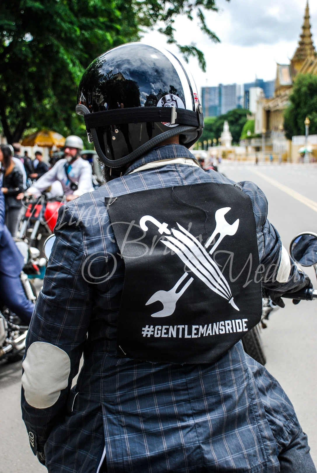 back gentlemansride