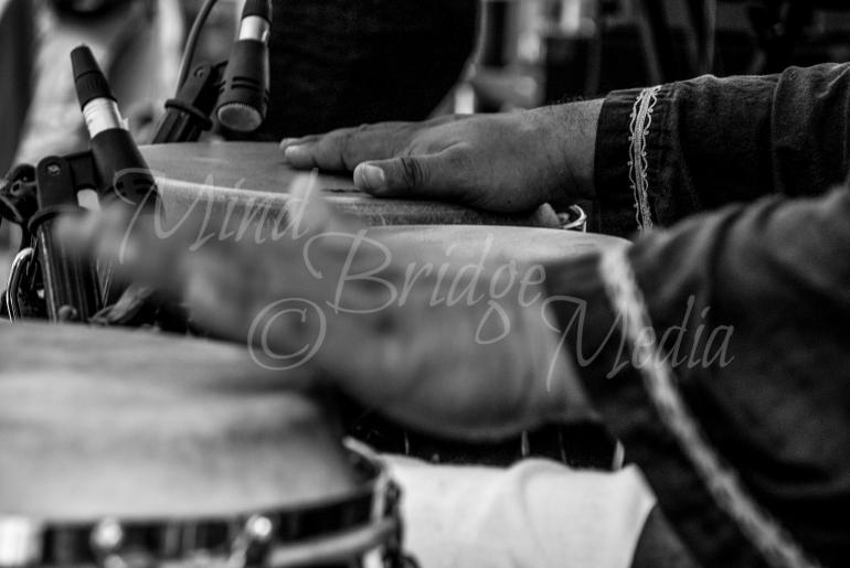 close up percussionist DGR 2017