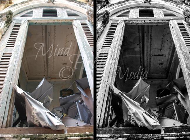 Window B&W