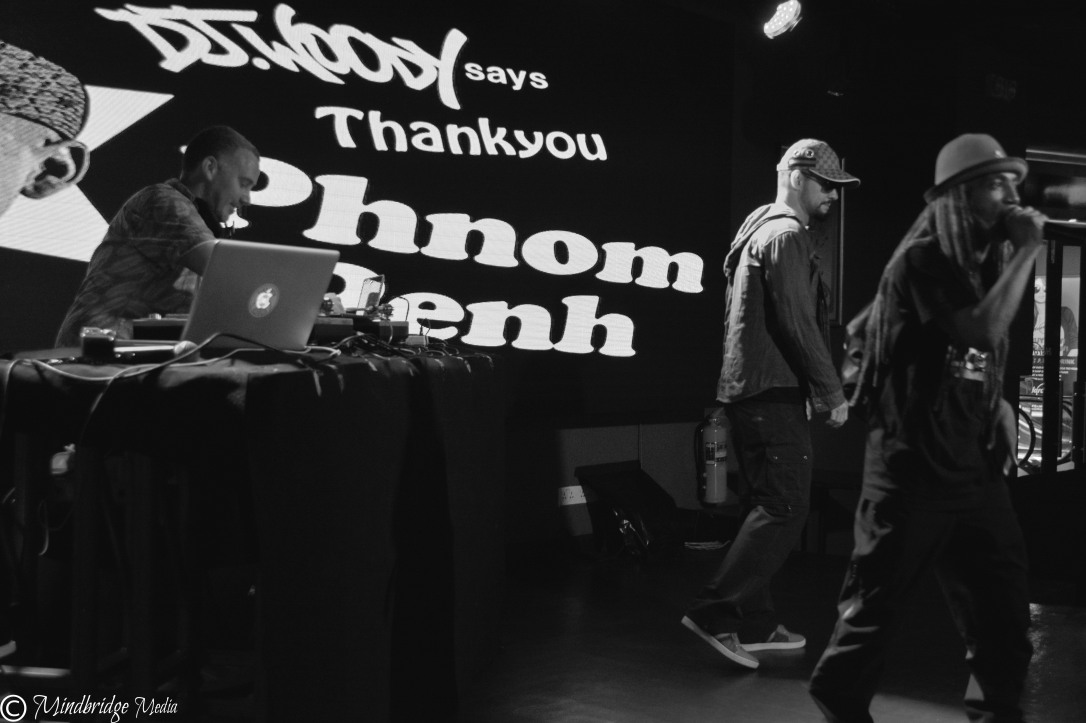 Woody, Akil, Hydrophonics